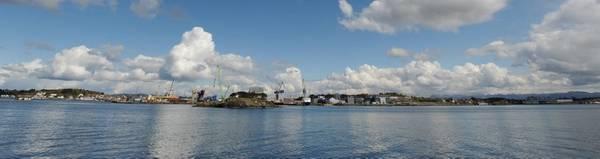 风电场包括70台Siemens Gamesa 4.2MW涡轮机,位于挪威斯塔万格附近。图片:DNV GL