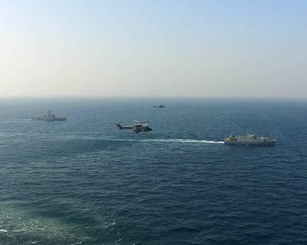 (档案照片:皇家沙特海军部队)