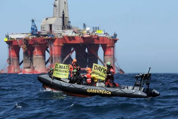 (Φωτογραφία: Greenpeace)