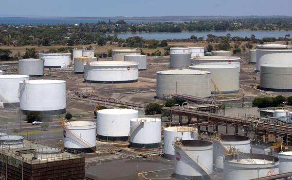 (Файл фото: ExxonMobil Australia)