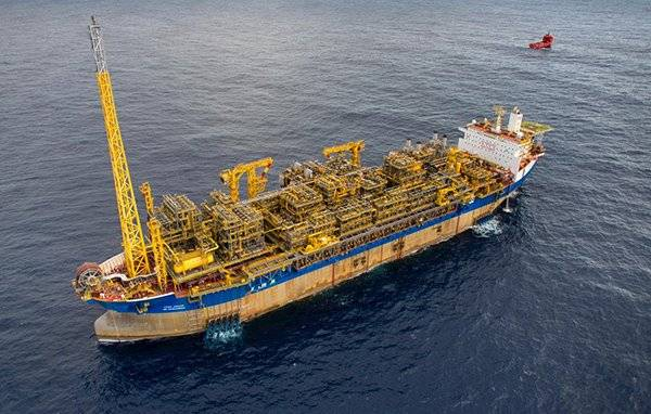 (Файл фото: Petrobras)