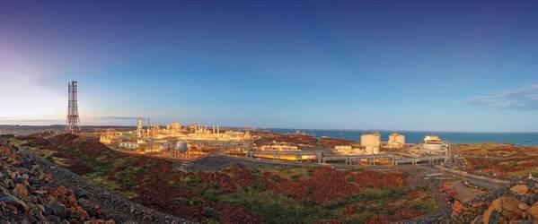 (Фото: Woodside Energy)