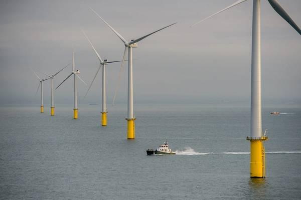 (الصورة: Rampion Offshore Wind)