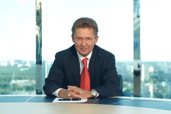 Alexey Miller (Φωτογραφία: Gazprom)