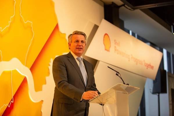 Ben van Beurden (Φωτογραφία: Shell)