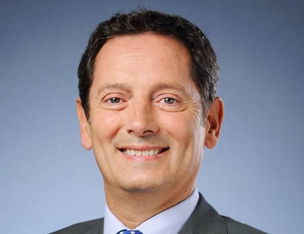O COO da Schlumberger Olivier Le Peuch assumirá como CEO em 1º de agosto (Foto: Schlumberger)