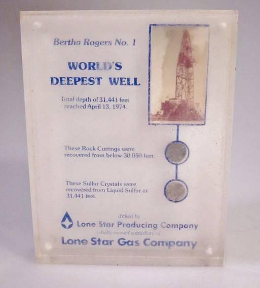 Crédito de la foto: American Oil & Gas Historical Society