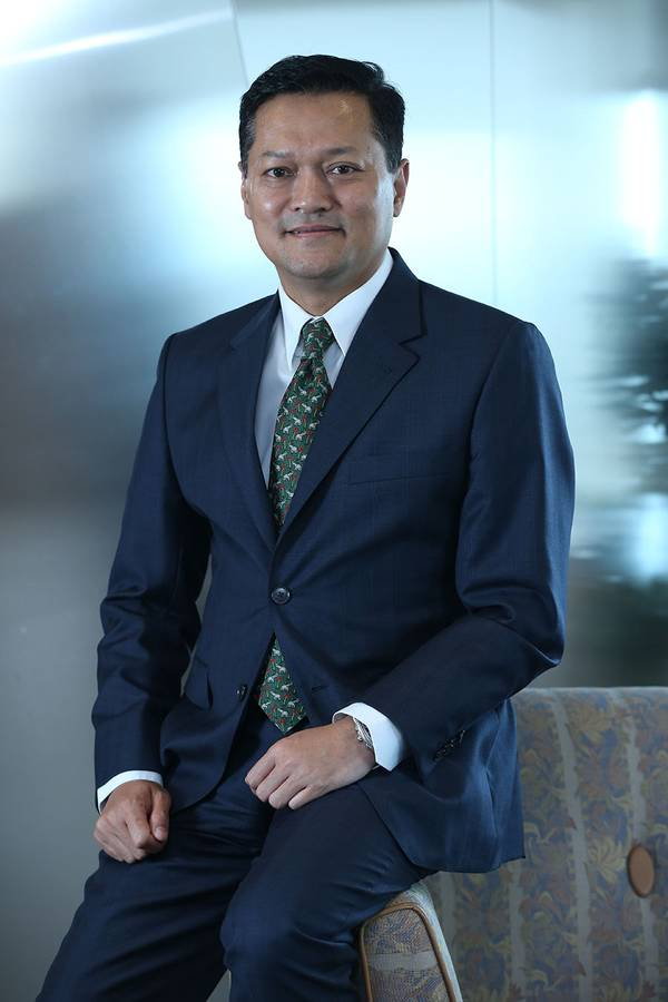 Datuk Mohd Anuar Taib (Foto: Petronas)