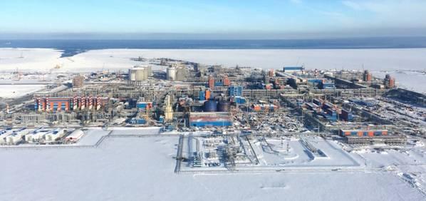 Foto: Yamal LNG