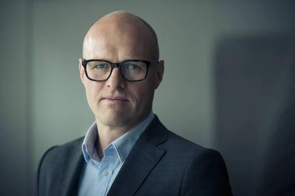 Torgrim Reitan, επικεφαλής της αμερικανικής επιχείρησης του Statoil (Φωτογραφία: Ole Jørgen Bratland / Statoil)