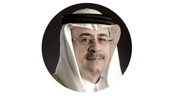 El presidente ejecutivo de Saudi Aramco, Amin Nasser (Foto: Saudi Aramco)