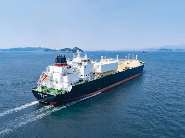 Фотографии: BP Shipping