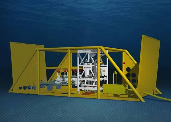 تعزيز التكنولوجيا من OneSubsea من شلمبرجير (صورة من الملف: Schlumberger)