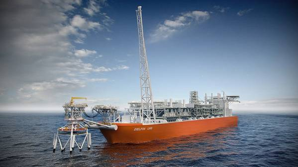 (Bild: Delfin LNG)