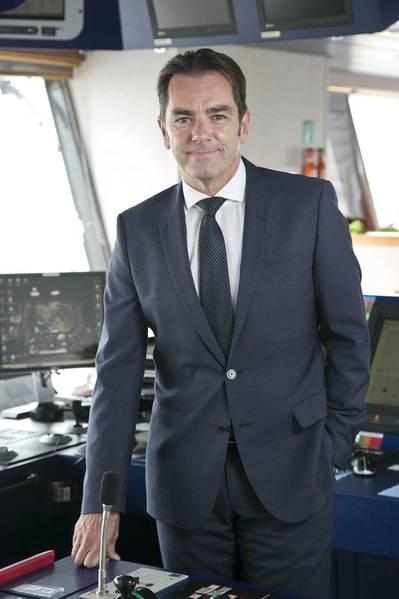 Bibby Offshore-Geschäftsführer Howard Woodcock (Foto: Bibby Offshore)