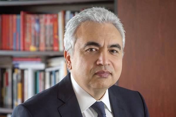 Fatih Birol(写真:IEA)