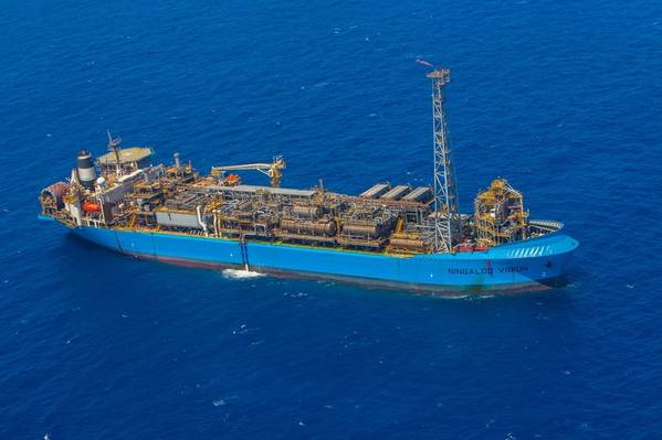 Santos在1月份宣布了梵高填充项目的第一批石油,标志着双井项目的完工,这将增加油田的产量。 (照片:桑托斯)