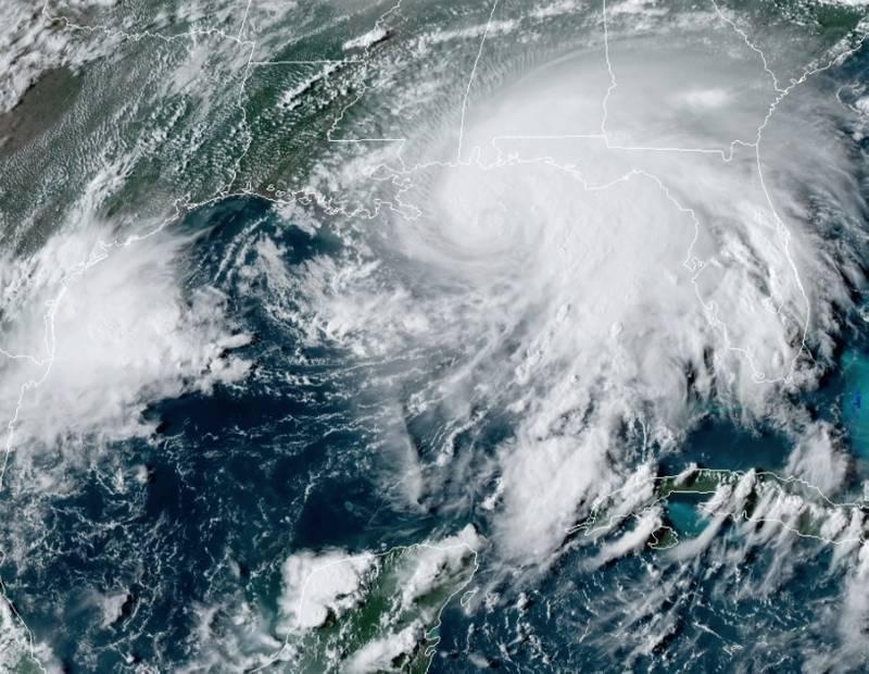 Offshore Oil Wells, Ports Shut As Hurricane SallyHurricane Sally Track