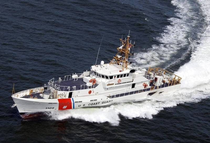 Bollinger Delivers 21st Uscg Frc World Energy News