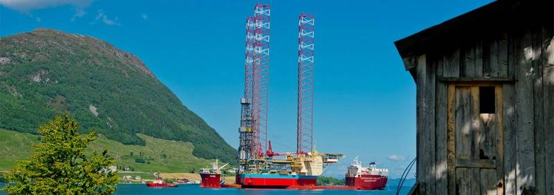 Photo Maersk Drilling