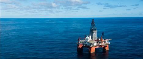 West Hercules drilling rig (Photo: Ole Jørgen Bratland/Statoil)