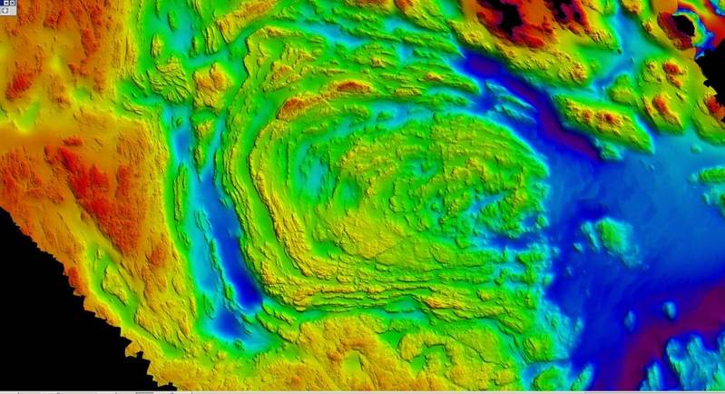 Fugro will use its deepwater survey expertise to support the Shell Ocean Discovery XPRIZE with high resolution bathymetry data of the competition area. (Image: Fugro)