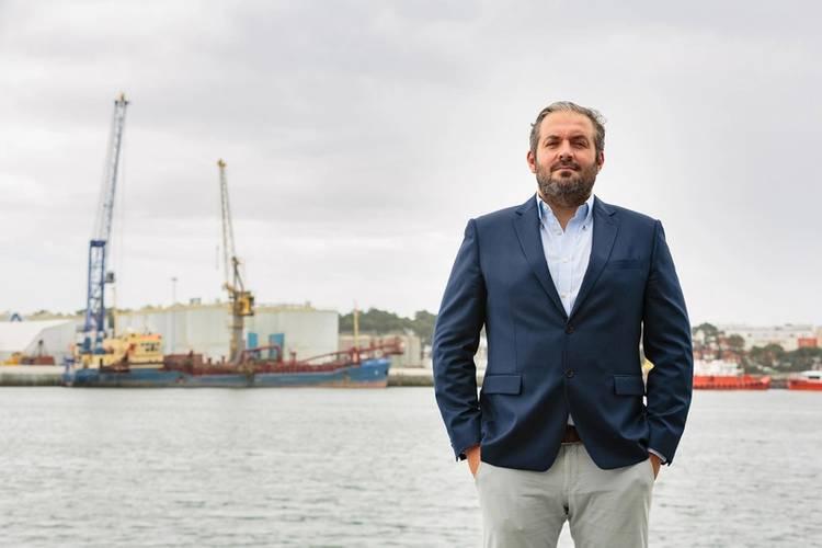 Corpower Ocean Portugal Managing Director Miguel Silva.