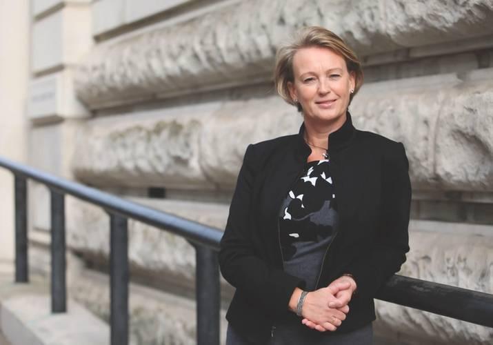 Elisabeth Tørstad (Photo: DNV GL)