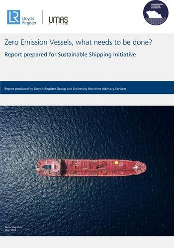 Image: Sustainable Shipping Initiative