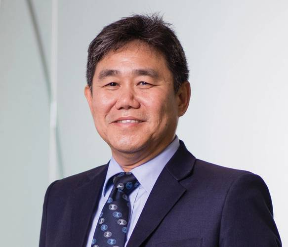 Peter Liew - Global Director – Mid Size Tankers, Crude Shipping. Photo: AET Tankers