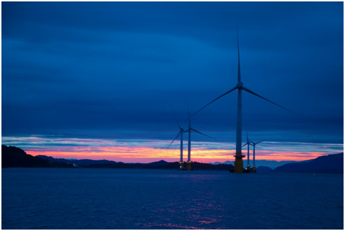 Photo courtesy Statoil –photographer Jan Arne Wold