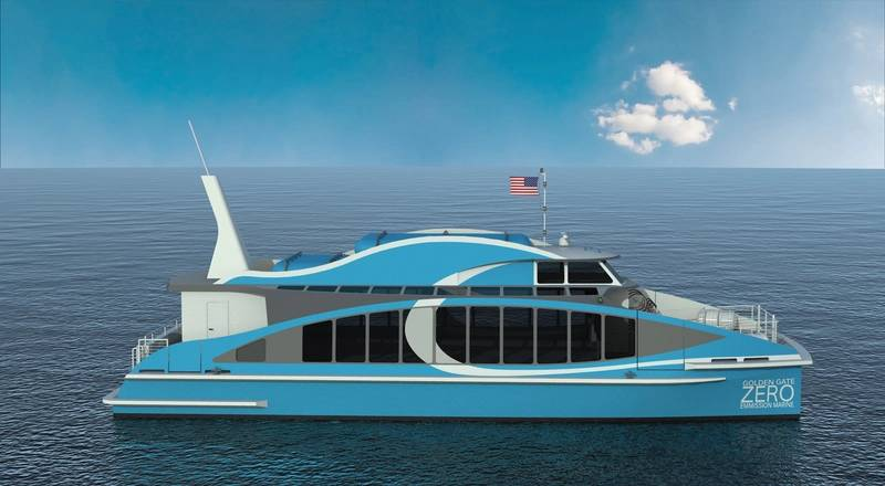 3D rendering of the Water-Go-Round. Photo credit Incat Crowther