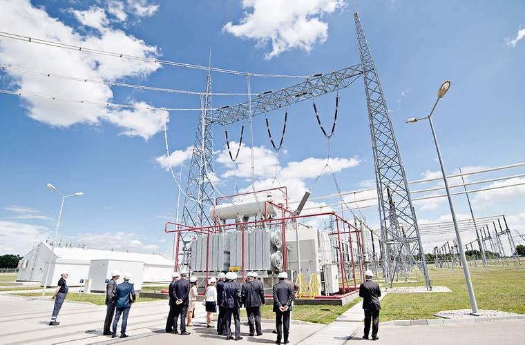 Ujrzanow substation Courtesy ABB