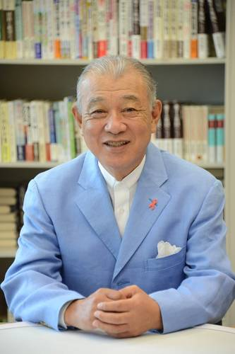 Yohei Sasakawa, Chairman, Nippon Foundation. Copyright: Nippon Foundation