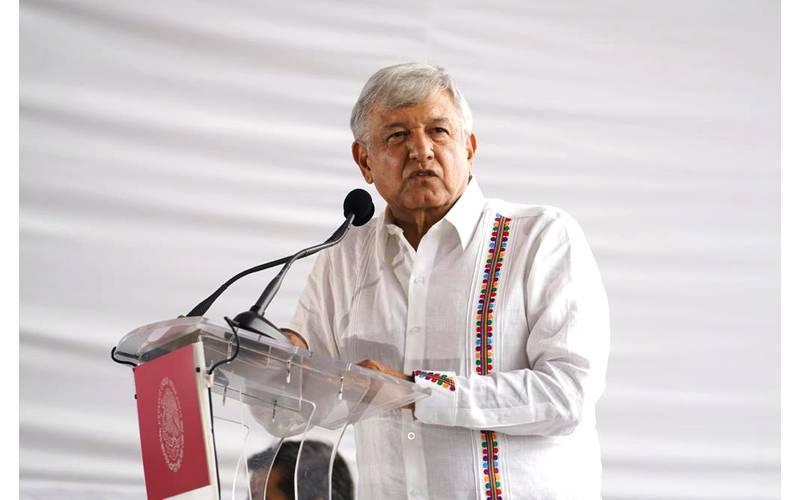 Andres Manuel Lopez Obrador (Mexico government photo)