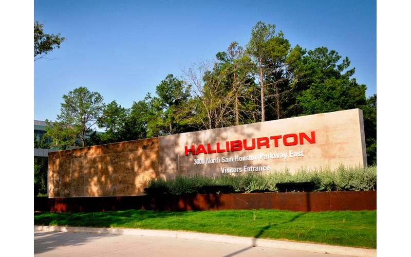 (Photo: Halliburton)