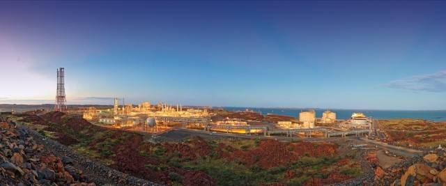 (Photo: Woodside Energy)